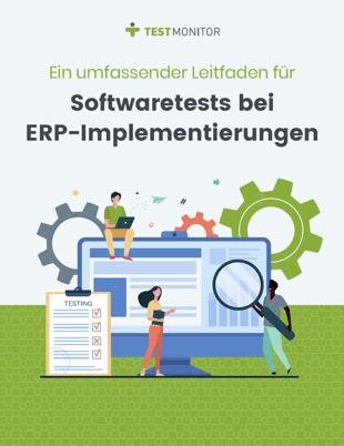 DE-Ein umfassender Leitfaden für Softwaretests bei ERP-Implementierungen-Cover