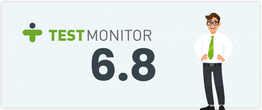 Introducing TestMonitor 6.8
