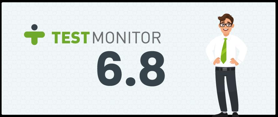 Introducing TestMonitor 6.8
