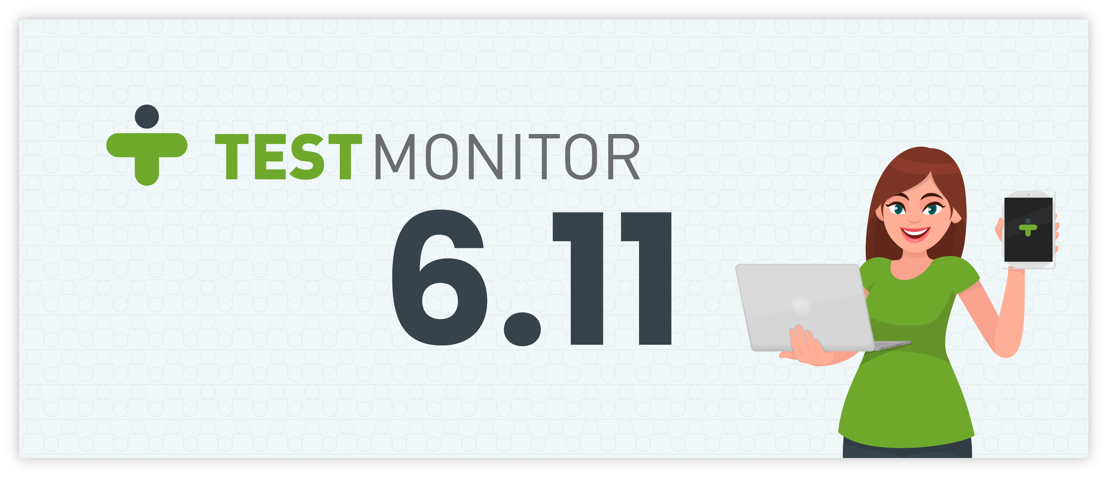 Introducing TestMonitor 6.11